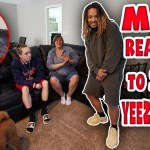 HILARIOUS MOM REACTING TO $800 YEEZY SEASON 6 OUTFIT !!!