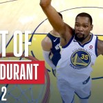 Kevin Durant Best Plays | 2018 Playoffs | Western Conference Semifinals