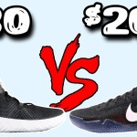 Kyrie Flytrap vs Kobe AD NXT 360! $80 vs $200 Comparison! Worth the Price?