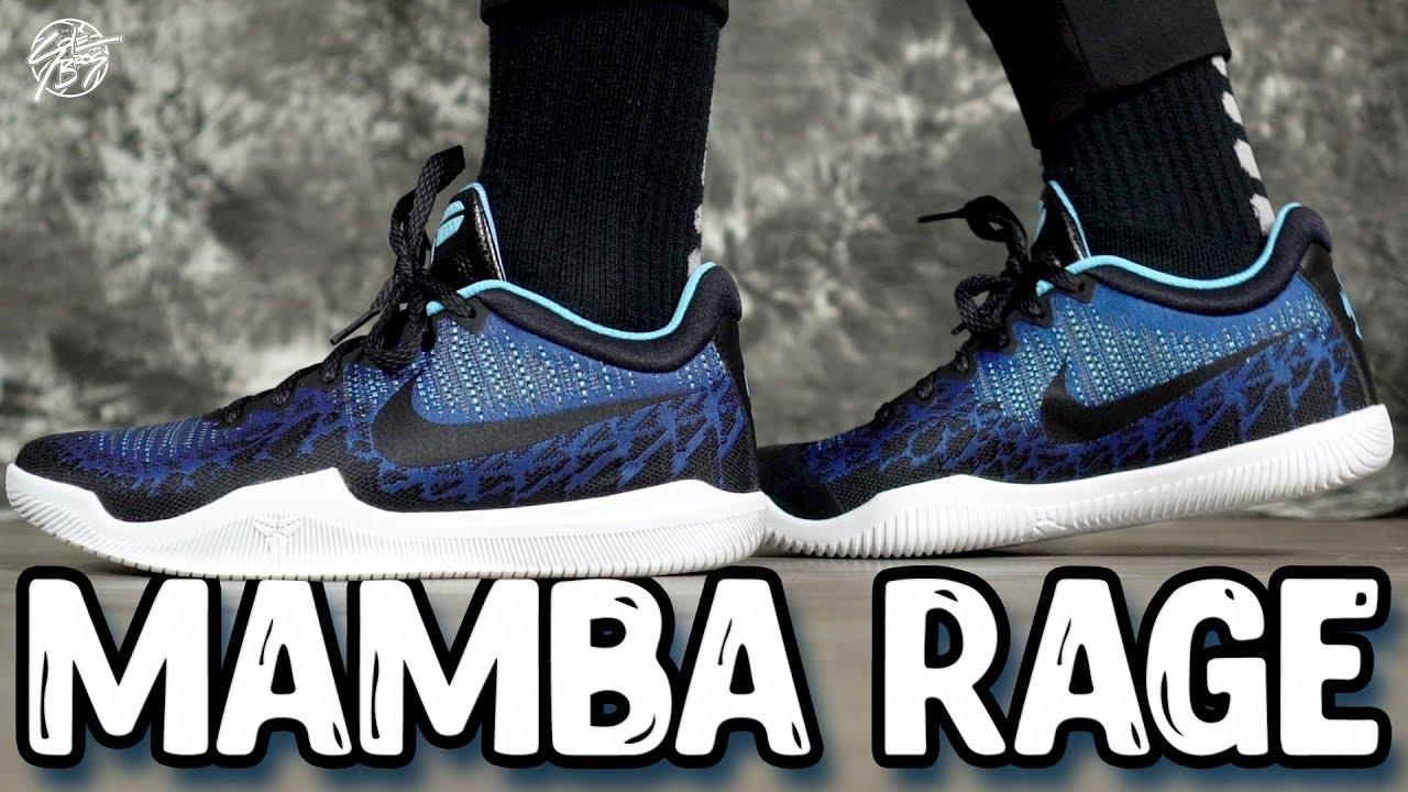 Nike Kobe Mamba Rage First Impressions 100 - Nike Kobe Mamba Rage First Impressions! $100!