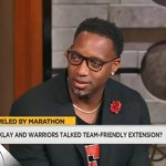 Tracy McGrady: Klay Thompson 'doing the right thing' with team-friendly extension   The Jump   ESPN
