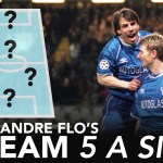 Who is Chelsea's GREATEST Ever Striker?! | Tore Andre Flo's Dream 5-A-Side