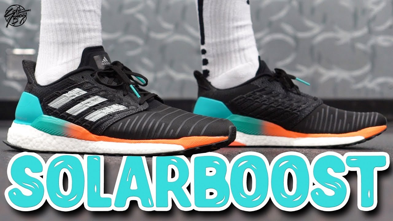 Adidas SolarBoost Review Better than UltraBoost - Adidas SolarBoost Review! Better than UltraBoost?!