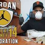 Air Jordan 14 Restoration + Vick's Indoor Set-Up