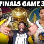 GAME 3 WARRIOS Vs CAVS  201 NBA FINALS Play by Play
