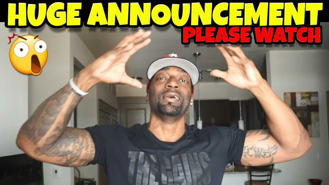 Huge Major Announcements This Video Will Change Your Life PLEASE WATCH - Huge Major Announcements!! This Video Will Change Your Life!! PLEASE WATCH!!
