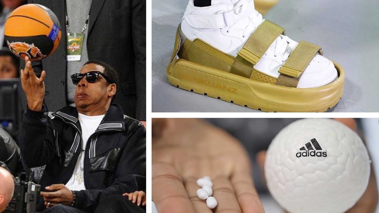 Jay Z Takes On The Sneaker Titans Outside The Box - Jay-Z Takes On The Sneaker Titans - Outside The Box