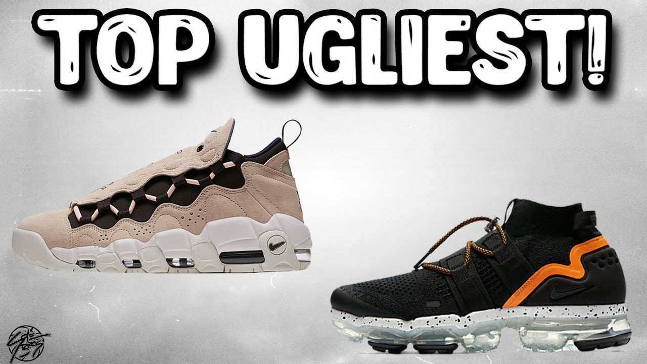 Top 10 Ugliest Shoes 2018 - Top 10 Ugliest Shoes 2018!