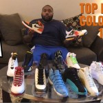 TOP NON OG COLORWAYS IN MY COLLECTION 1-14 ONLY!!!!!!! MUST WATCH!!!!!