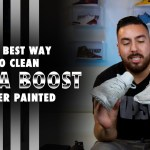 The best way to clean silver painted adidas Ultra Boost | Reshoevn8r