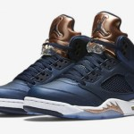 "『直リンク』9月24日発売 NIKE AIR JORDAN 5 RETRO ""Bronze"""