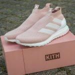 """【限定500足】Kith x adidas ACE 16+ Ultra Boost """"Vapour Pink""""【キース x アディダス】"""