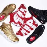 """【速報:公式アナウンス】Supreme x Nike Air More Uptempo """"Suptempo""""【国内4月29日発売決定】"""