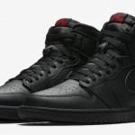 """【6月発売】Air Jordan 1 Retro High OG """"Triple Black""""【エアジョーダン 1】"""
