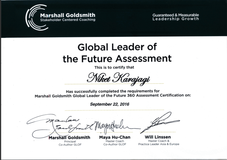 Global Leader Of Future Assessment