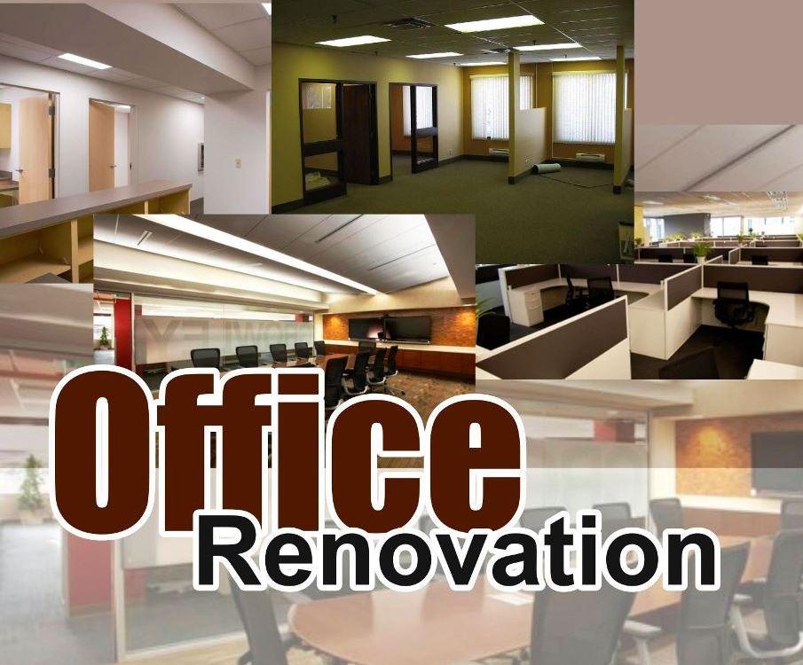 Tips Renovasi Kantor agar Betah Nyaman dan Produktif
