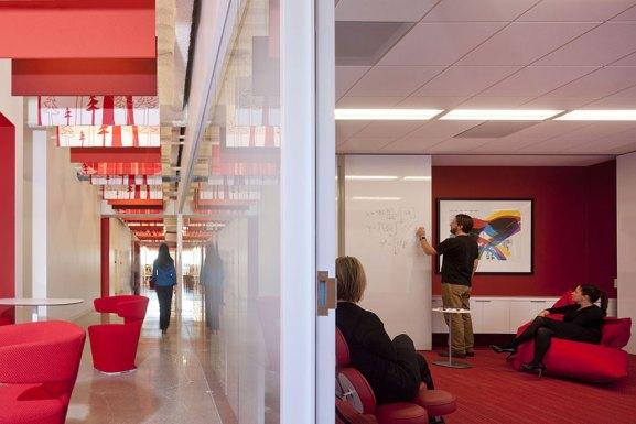 Desain Kantor Paling Keren di Dunia - Desain kantor keren - Nokia 02