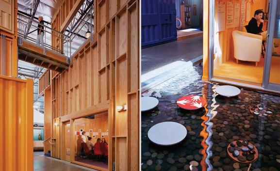 Desain Kantor Paling Keren di Dunia - Desain kantor keren - Pallotta Teamworks 02