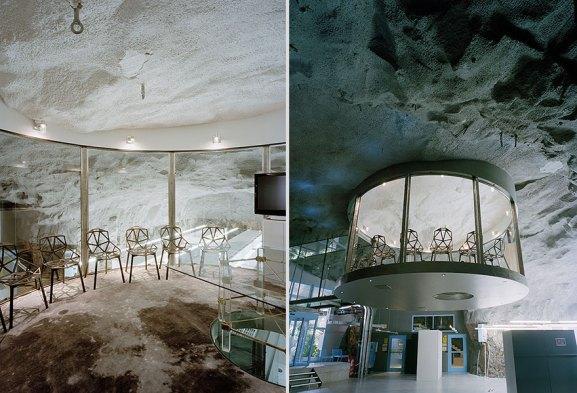 Desain Kantor Paling Keren di Dunia - Desain kantor keren - White Mountain Office 02