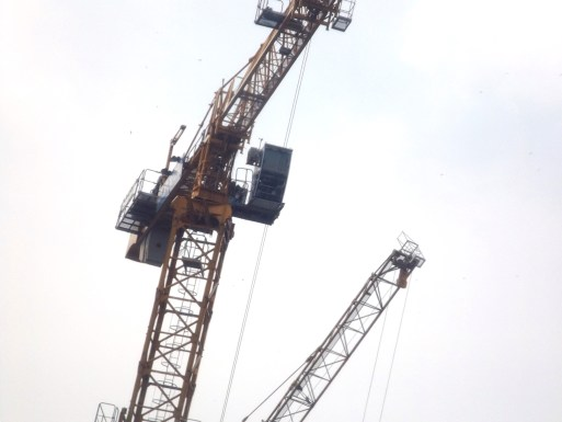 Tower Crane Alat Terpenting untuk Pembangunan Gedung
