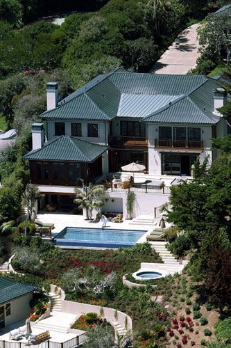 Cindy Crawford's pad 2004