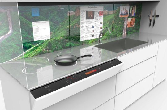Desain Dapur Masa Depan