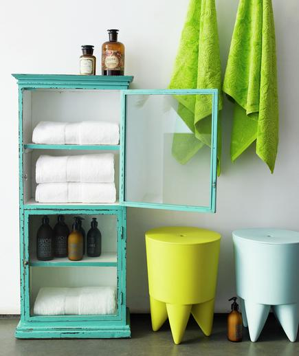 Memilih Material Ubin Kamar Mandi - contoh desain kamar mandi - Sunny Delight