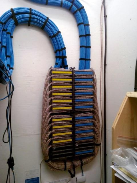 Cabling Organization Paling Rapi di Server Rack Data Center - Best Rack Cabling Management Arrangement Design 07