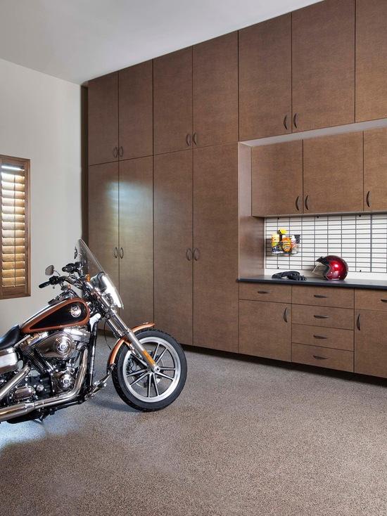 Kontraktor Pelapisan Epoxy Coating Proyek Lantai Gedung - Epoxy Coated Floor contemporary garage