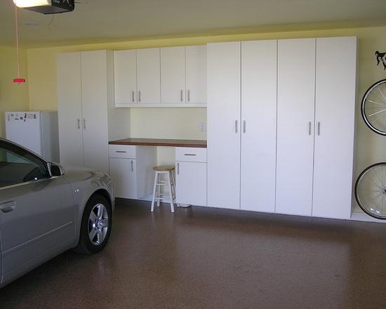 Kontraktor Pelapisan Epoxy Coating Proyek Lantai Gedung - Epoxy Coated Floor traditional garage 1