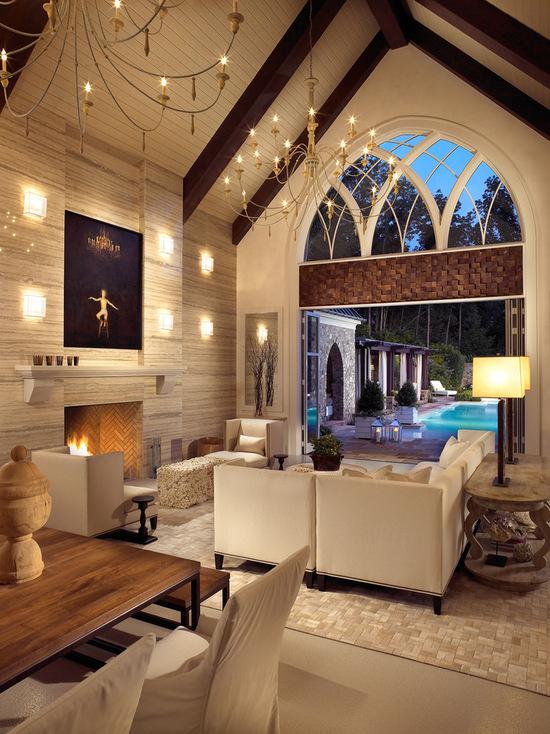 Kontraktor Pelapisan Epoxy Coating Proyek Lantai Gedung - Epoxy Coated Floor transitional living room