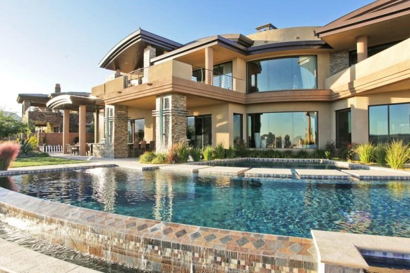 Gambar Desain Rumah Mewah 05