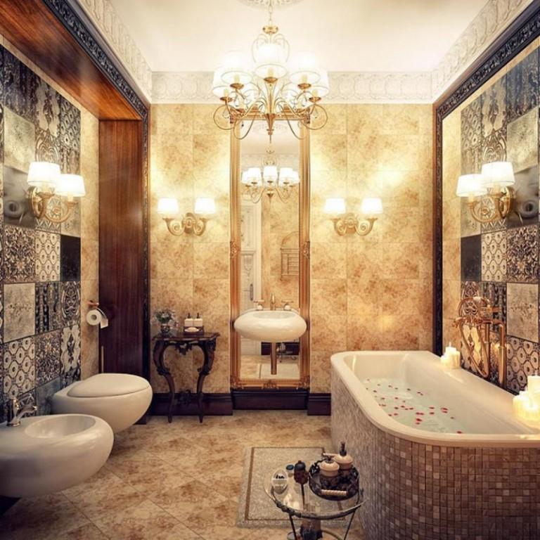 Gambar Desain Rumah Mewah 22