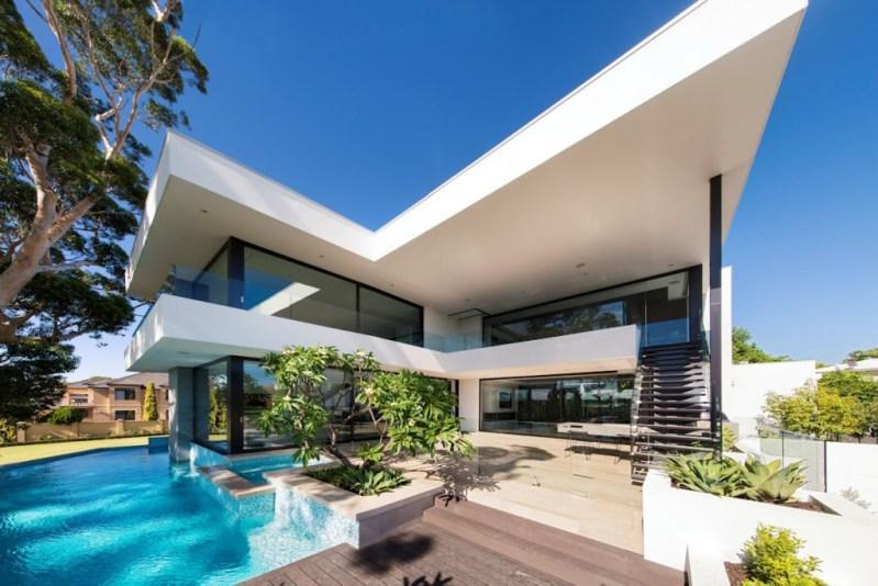 Gambar Desain Rumah Mewah 23