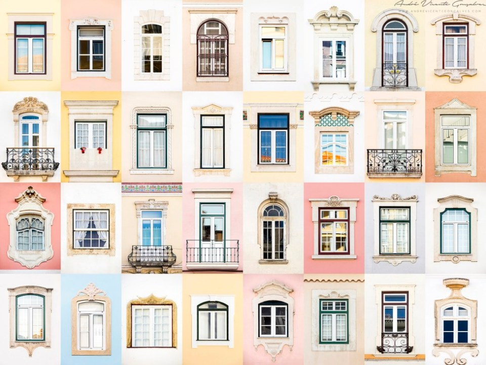 Windows of the World - Coimbra, Portugal