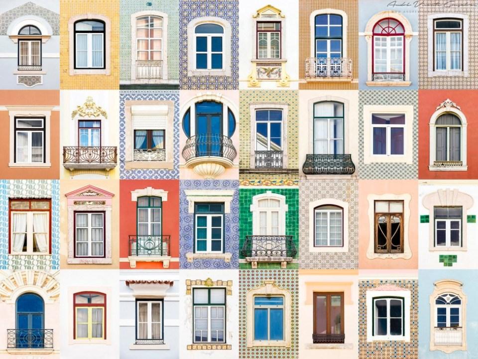Windows of the World - Figueira da Foz, Portugal