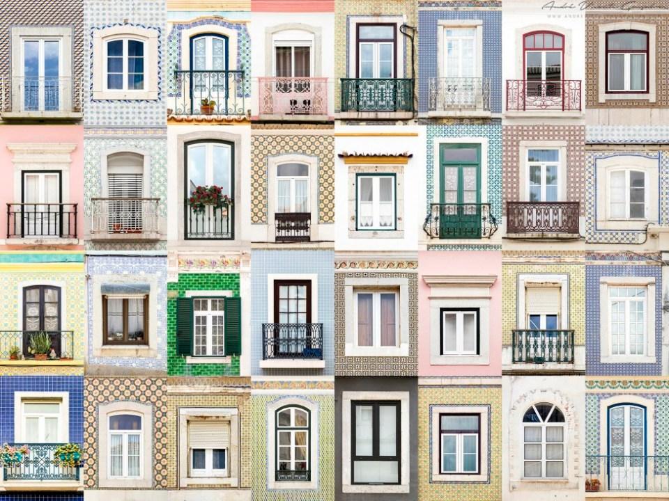 Windows of the World - Sesimbra, Portugal