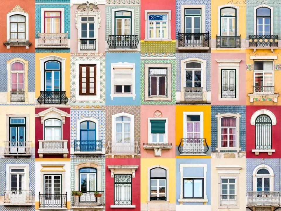 Windows of the World - Setubal, Portugal