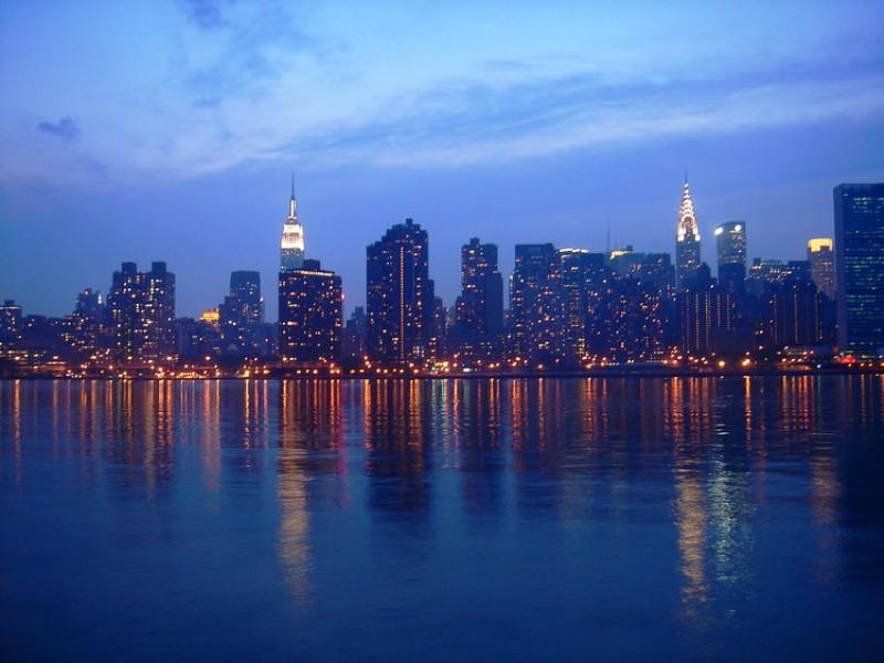 Pencakar Langit Paling Berdampak, New_York_Mark_Chang