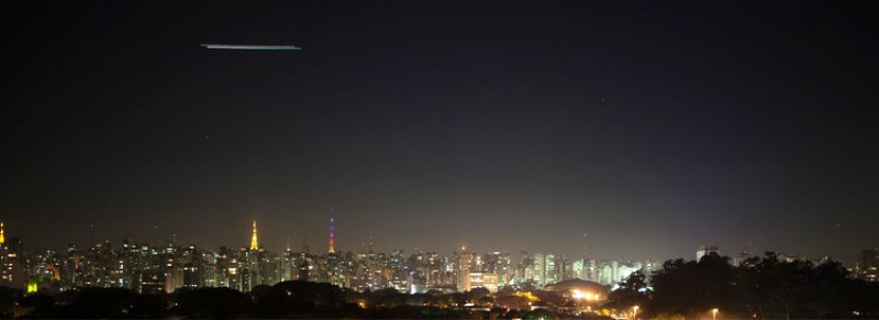 Kota Sao Paulo ygn tercemar dengan banyaknya gedung tinggi, foto oleh: immy_Baikovicius