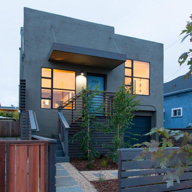 Rumah indah hasil renovasi paling dramatis