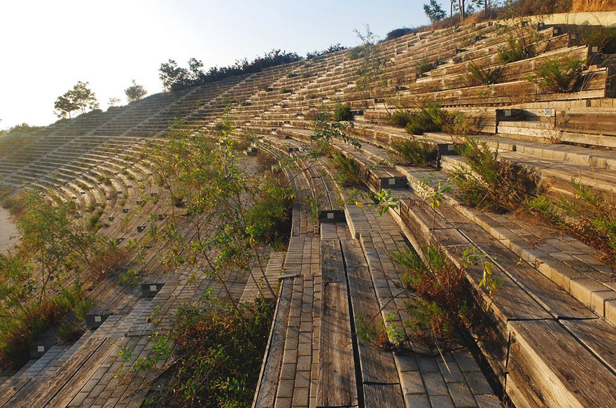 Abandoned Olympic Venues Around the World