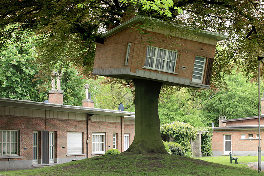 Most Astonishing Treehouses
