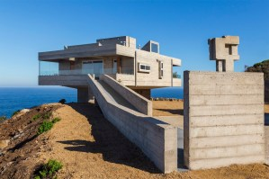 Amazing details using concrete in buildings