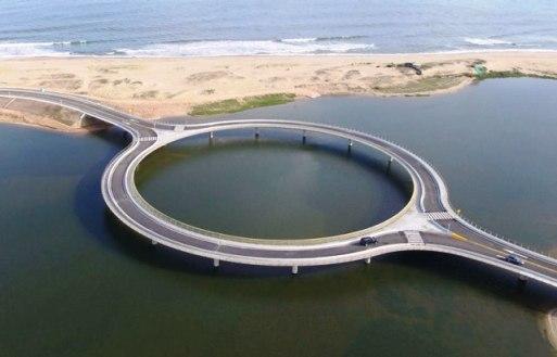 Most Famous Circular Bridges Around the World