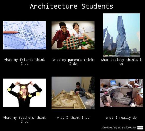 Architects' Weird Habits