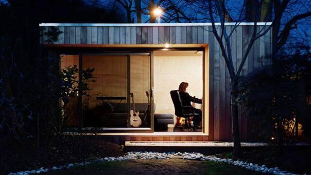 Studio Workspaces in the Backyard
