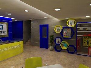 Lobby Room PT Mortar Utama Portfolio Project