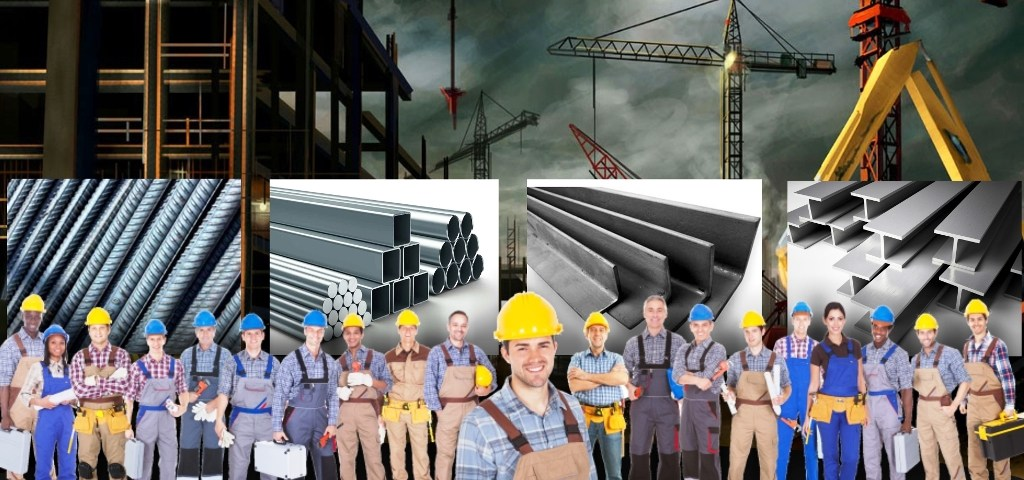 Perbedaan Besi dan Baja dalam Material dan Penggunaan pada Proyek Konstruksi