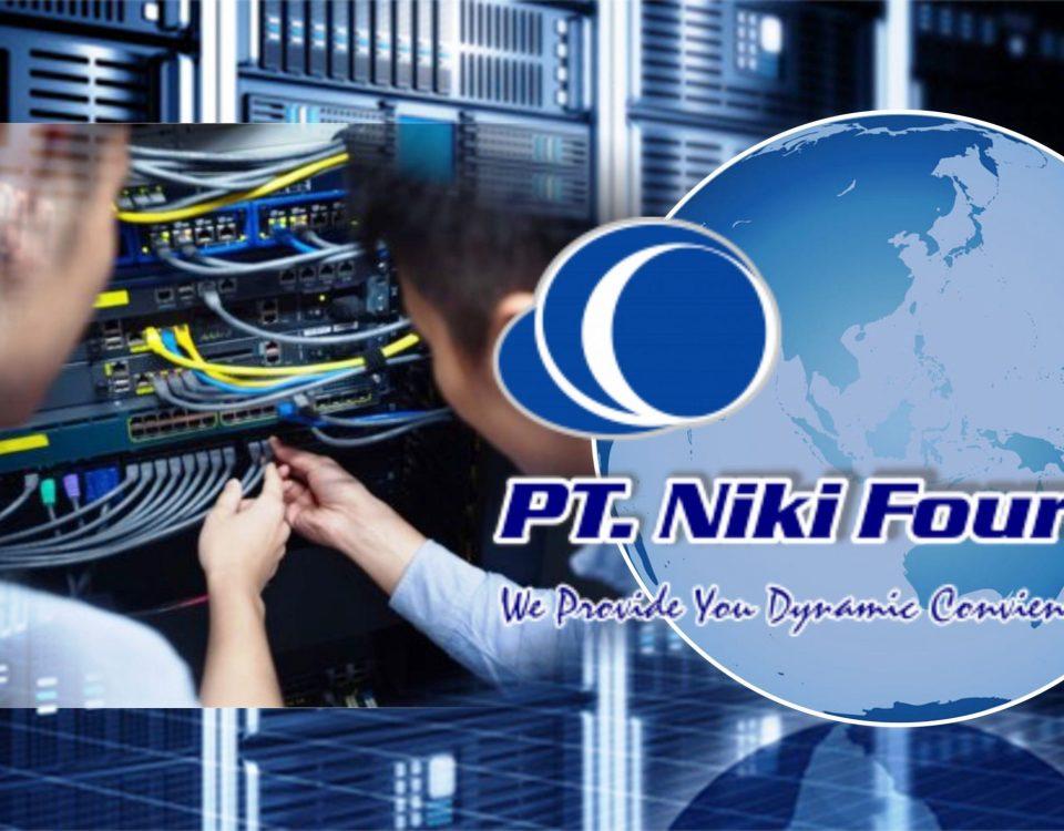 Manfaat dan Jenis-jenis Jaringan Komputer dan Internet